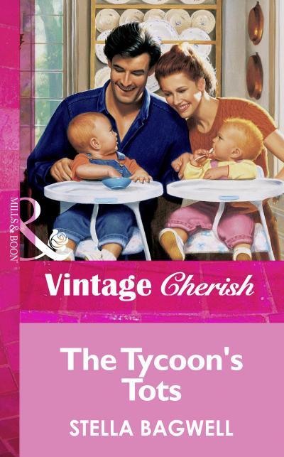 The Tycoon's Tots (Mills & Boon Vintage Cherish)