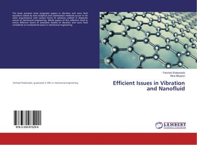 Efficient Issues in Vibration and Nanofluid