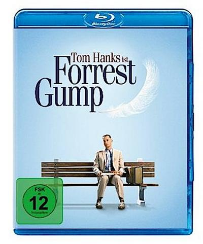 Forrest Gump, 1 Blu-ray (Remastered)