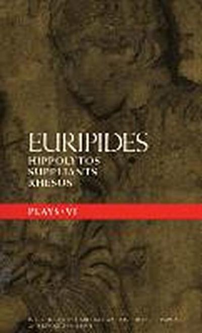 Euripides Plays 6