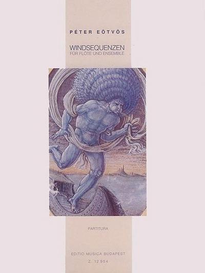 Windsequenzen Fur Flute Und Ensemble