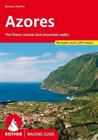 Azores (Azoren - englische Ausgabe)