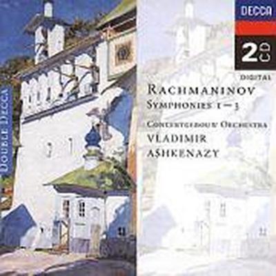 Rachmaninov: Symphonies Nos.1 - 3