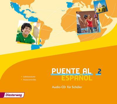 Puente al español Audio-CD für Schüler