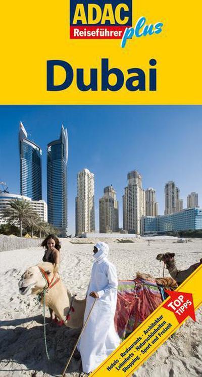 Dubai, Vereinigte Arabische Emirate und Oman, m. UrlaubsKarte