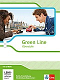 Green Line Oberstufe. Klasse 11/12 (G8), Klasse 12/13 (G9). Schülerbuch mit CD-ROM. Ausgabe 2015. Berlin, Brandenburg, Mecklenburg-Vorpommern