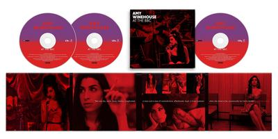 Amy Winehouse: At The BBC (3CD)