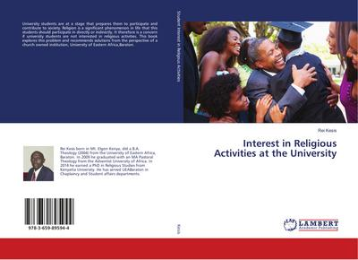 Interest in Religious Activities at the University