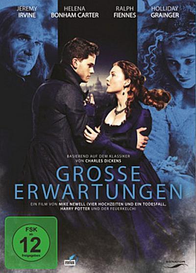Große Erwartungen, 1 DVD
