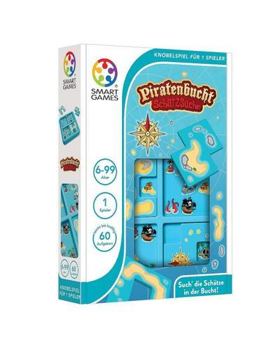 SMART Toys and Games GmbH SG432DE Piratenbucht, bunt - SMART Toys And Games Gmbh - Spiel, Dänisch| Niederländisch| Finnisch| Französisch| Deutsch| Italienisch| Norwegisch| Portugiesisch| Spanisch| Schwedisch, Smart Toys and Games, ,