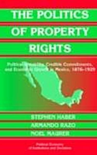 Politics of Property Rights