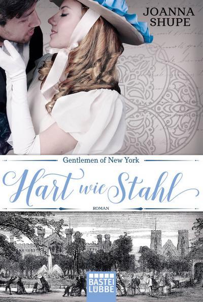 Gentlemen of New York 01 - Hart wie Stahl