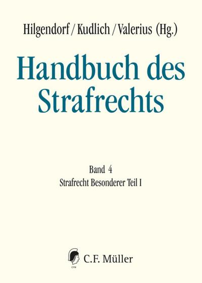 Handbuch des Strafrechts