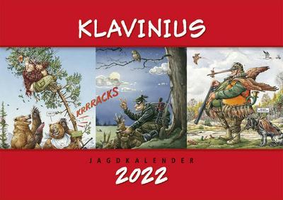 Haralds Klavinius Jagdkalender 2022