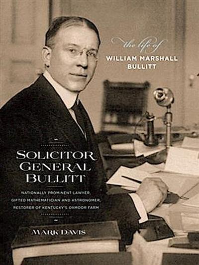 Solicitor General Bullitt