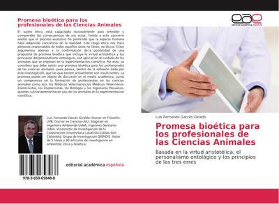 Promesa bioética para los profesionales de las Ciencias Animales