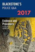 Blackstone's Police Q&A: Evidence and Procedu ...