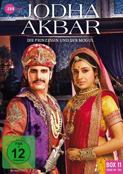 Jodha Akbar - Die Prinzessin und der Mogul (Box 11) (Folge 141-154)