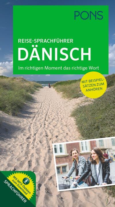 PONS Reise-Sprachführer Dänisch
