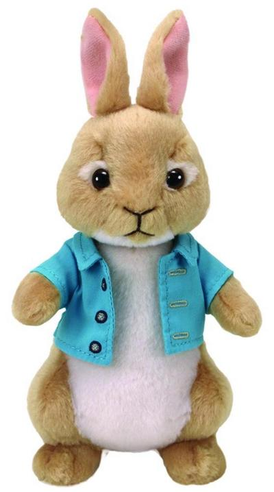 Peter Rabbit Cottontail Hase 15cm