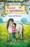 Ponyhof Apfelblüte 01. Lena und Samson