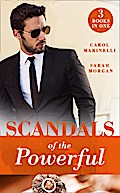 Scandals Of The Powerful: Uncovering the Correttis / A Legacy of Secrets (Sicily's Corretti Dynasty) / An Invitation to Sin (Sicily's Corretti Dynasty) (Mills & Boon M&B)