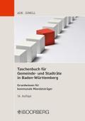 Taschenbuch für Gemeinde- und Stadträte in Baden-Württemberg