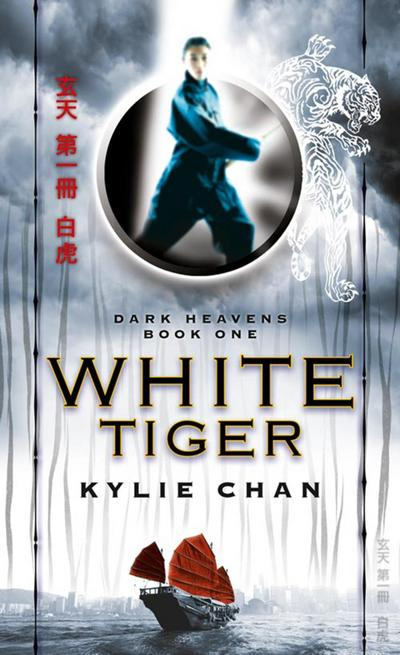 White Tiger (Dark Heavens, Book 1)