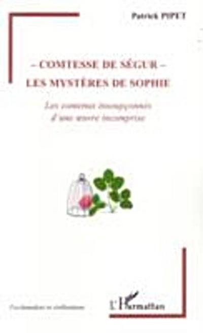 Comtesse de segur: les mysteres de sophi