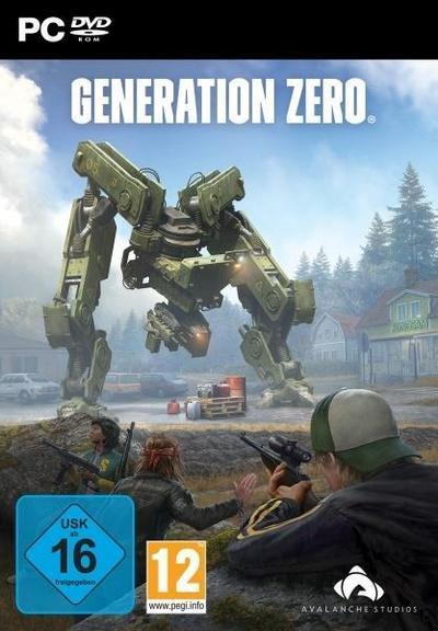 Generation Zero. Für Windows 7/8/10