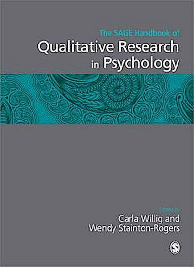 The SAGE Handbook of Qualitative Research in Psychology
