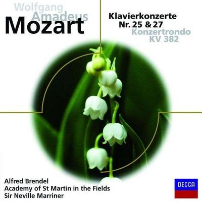 Mozart: Klavierkonzert Nr.25 & 27 + Konzertrondo KV382