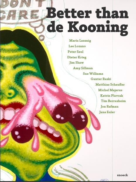 Better than de Kooning Andreas Baur