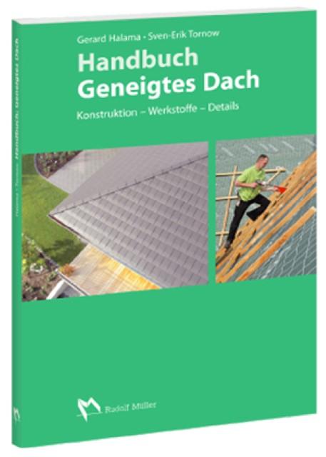 Handbuch geneigtes Dach Gerard Halama