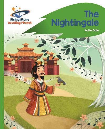Reading Planet - The Nightingale - Green: Rocket Phonics