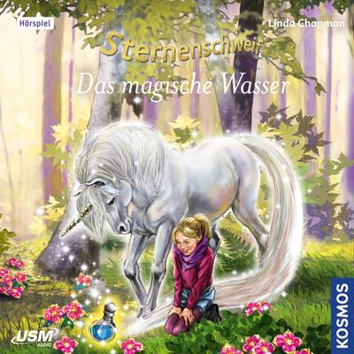 Sternenschweif (Folge 46): Das magische Wasser - United Soft Media - Audio CD, Deutsch, Linda Chapman, Das magische Wasser, Das magische Wasser