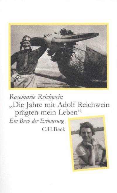 Die Jahre mit Adolf Reichwein prägten mein Leben