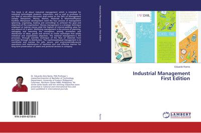 Industrial Management First Edition