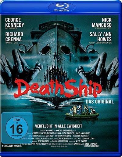 Death Ship - Verflucht in alle Ewigkeit