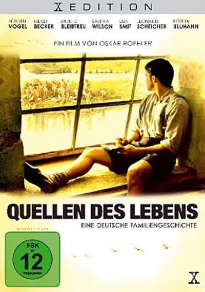Quellen des Lebens, 1 DVD