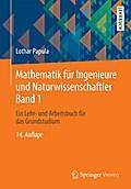 Mathematik für Ingenieure und Naturwissenschaftler 01