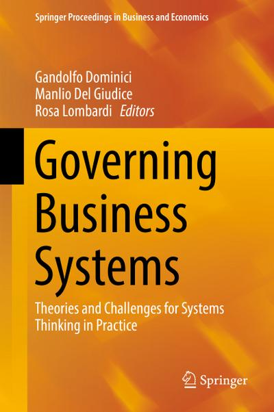 Governing Business Systems