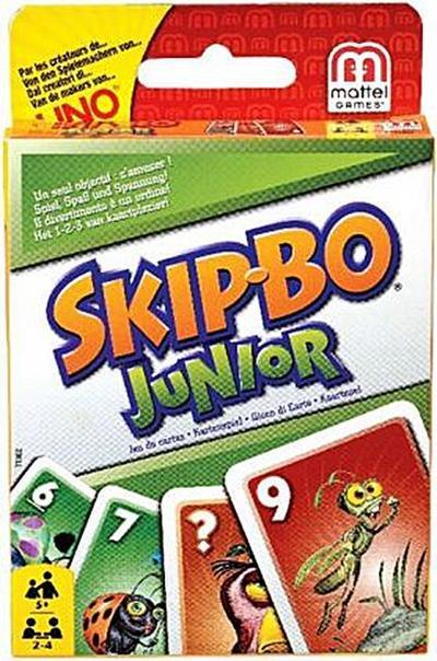 Skip-Bo Junior (Kinderspiel)