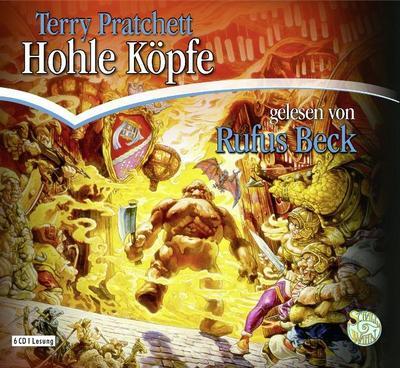 Hohle Köpfe, 6 Audio-CDs