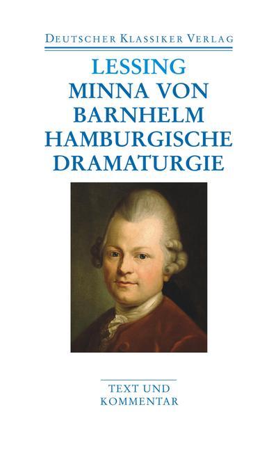 Minna von Barnhelm / Hamburgische Dramaturgie (DKV Taschenbuch)