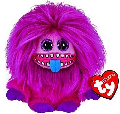 ZeeZee - pinker Frizzy, 15cm