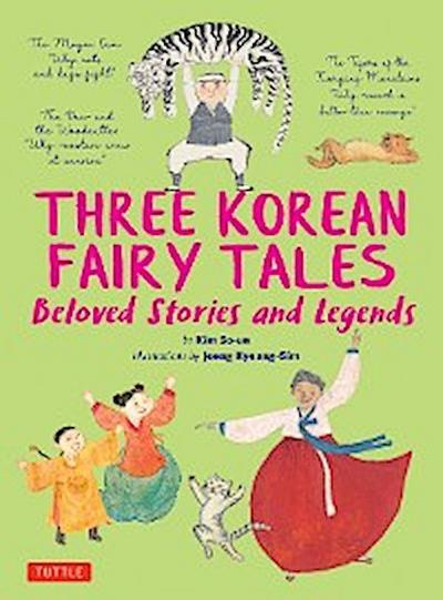 Three Korean Fairy Tales