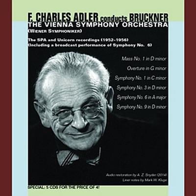 F.Charles Adler dirigiert Bruckner
