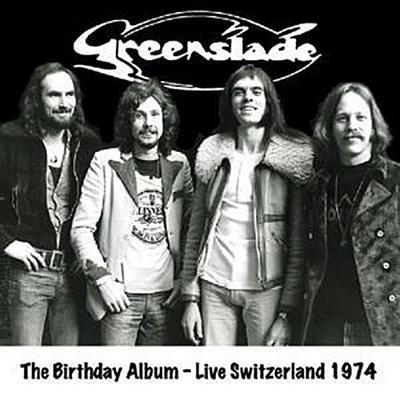 Birthday Album - Live Switzerland 1974