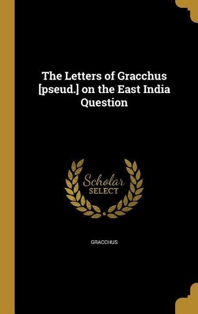 LETTERS OF GRACCHUS PSEUD ON T